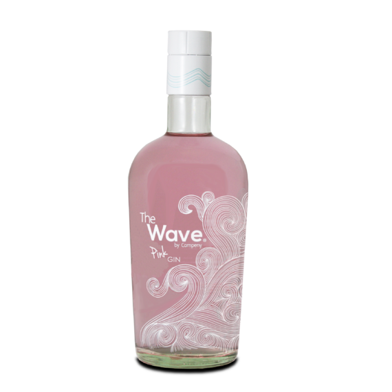 The Wave Pink gin 0,7l 37,5%