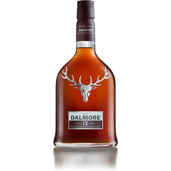 Dalmore 12 Éves Skót Whisky 0,7l 40%