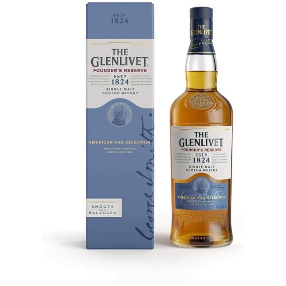 The Glenlivet Founder's Reserve Skót Whisky 0,7L 40%