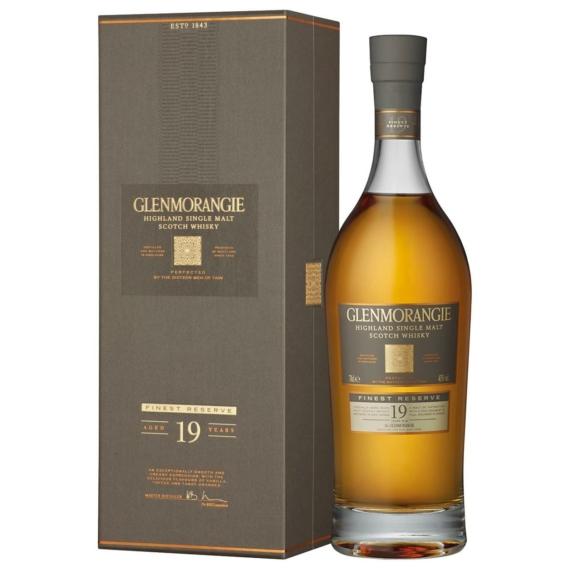 Glenmorangie 19 Éves Finest Reserve Skót Whisky 0,7l 43%