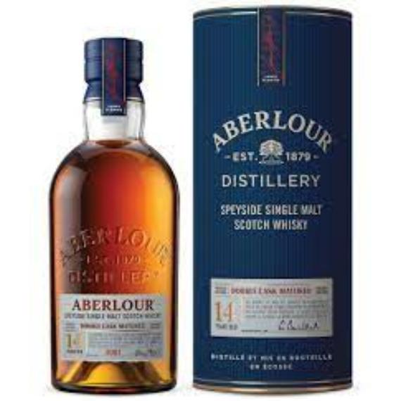 Aberlour 2005 - 14 Éves  - Old Particular Skót Whisky 0,7l, 48,4%