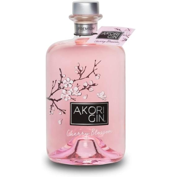 Akori Cherry Blossom Gin Cseresznyefa virág kivonattal 0,7l 40%