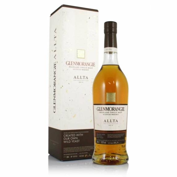Glenmorangie Allta Private Edition No.10 Highland Single Malt Skót Whisky 0,7 l, 51,2%