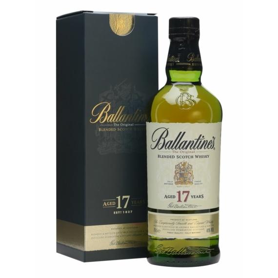 Ballantine's 17 éves Skót Whisky 0,7L 40%