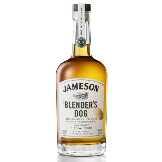 Jameson Whiskey Makers Series - Blender's Dog 0,7l 43%