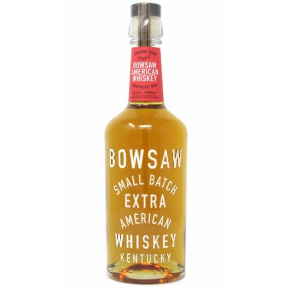 Bowsaw Straight Corn American Whiskey 0,7l 43%