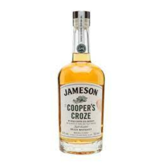 Jameson Whiskey Makers Series - Cooper's Croze 0,7l 43%