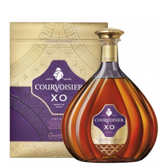 Courvoisier Artisan XO Ultimate Konyak Díszdobozban 1,0l 40%
