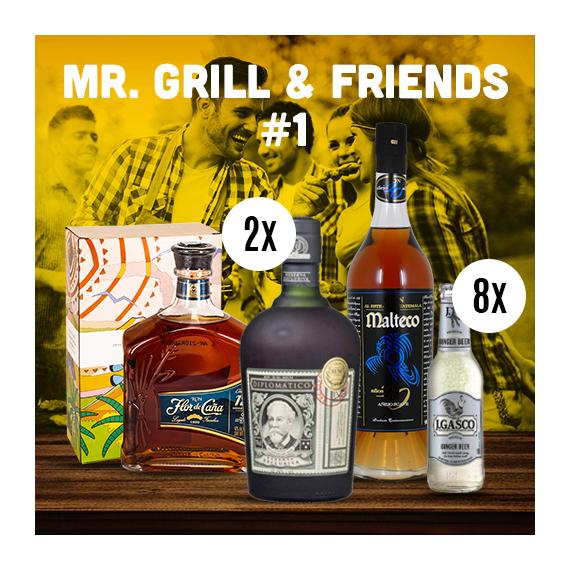 Mr. Grill & Friends #1