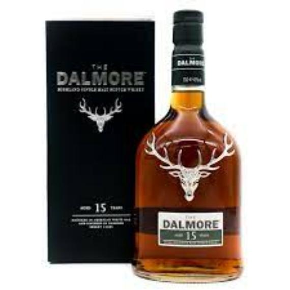Dalmore 15 éves 2020 Ed. 0,7l 40% DD