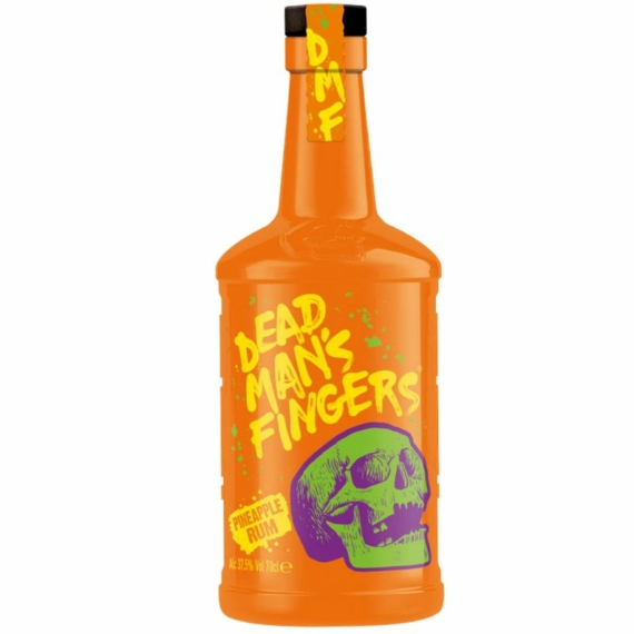 Dead Man's Fingers Pineapple Rum 0,7l 37,5%