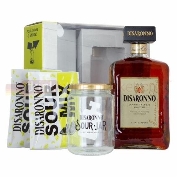 Disaronno Originale likőr 0,7 28% + díszüveg DD