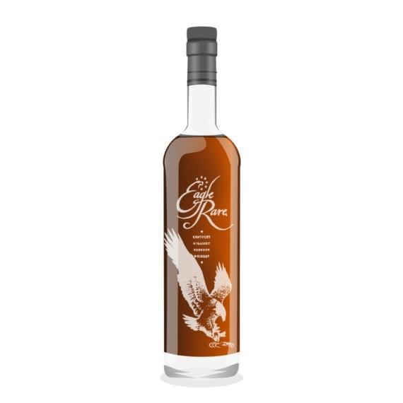 Eagle Rare Single Barrel Bourbon 10 Éves Whiskey 0, 7l 45%