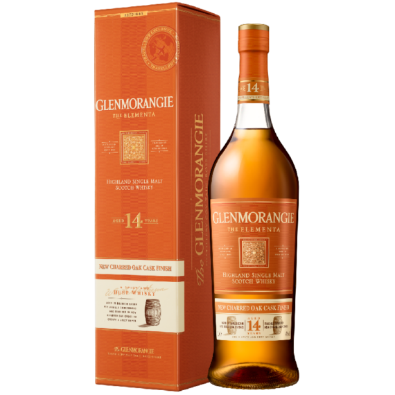 Glenmorangie The Elementa 14 Éves Skót Whisky 1,0l - 43%