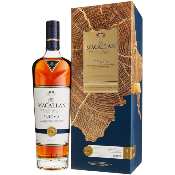 The Macallan Enigma 0,7l 44,9%