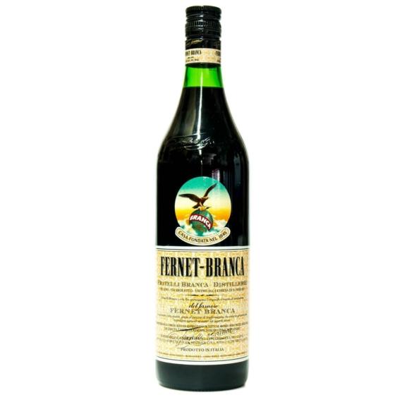 Fernet Branca 1,0l 39%