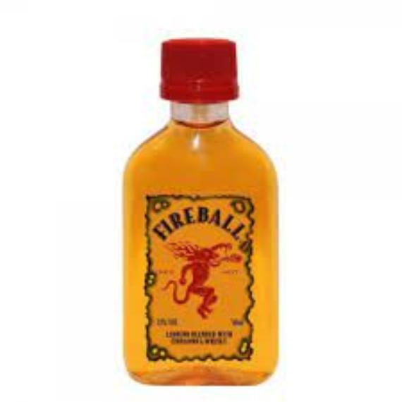 Fireball Cinnamon whisky 0,05l 33% mini