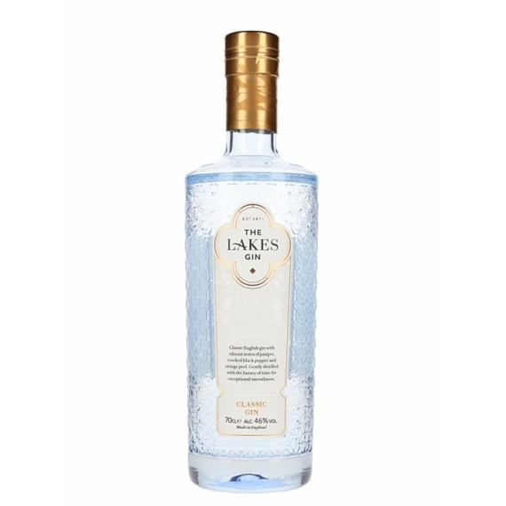 The Lakes Gin - Classic English Dry Gin  0,7l 46%