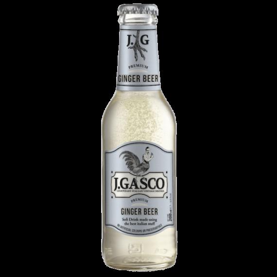 J.Gasco Ginger Beer 0,2l