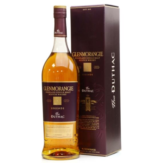 Glenmorangie Duthac - The Legends Collection Highland Single Malt Skót Whisky (1l, 43%)