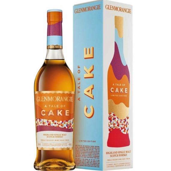 Glenmorangie A Tale of Cake Whisky  0,7l 46%