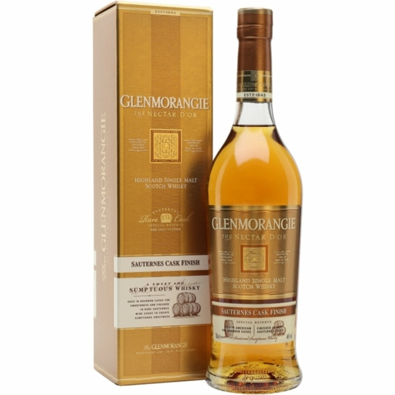 Glenmorangie Nectar d'Or Skót Whisky Skót Whisky 0,7l 46%
