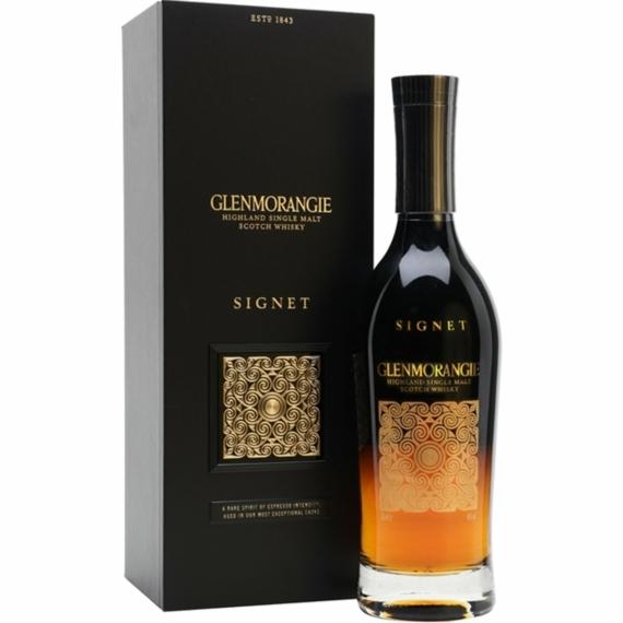 Glenmorangie Signet Skót Whisky 0,7L 46%