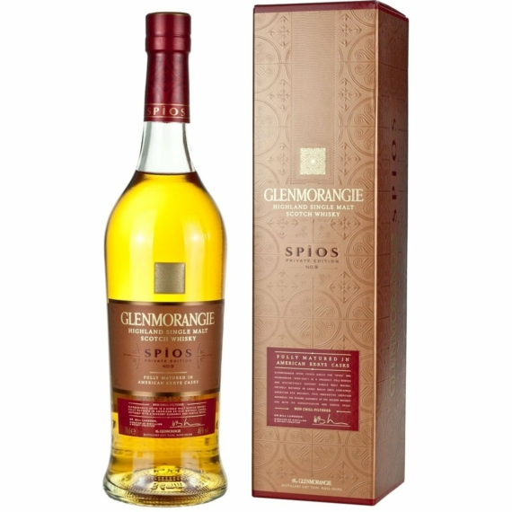 Glenmorangie Spios - Private Edition 9 Skót Whisky 0,7L 46%
