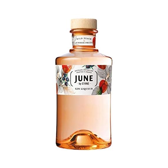 June Wild Peach & Summer Fruits 0,7l 37,5%