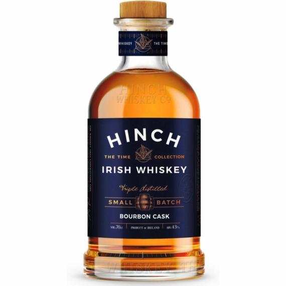 Hinch Small Batch Bourbon Cask 0,7l 43%