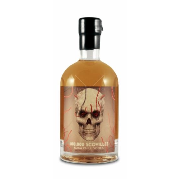 Naga Chilli Vodka - 100.000 Scovilles 0,7l 40%