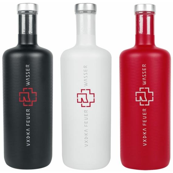 Rammstein Vodka Feuer & Wasser SFR 0,7l 40%