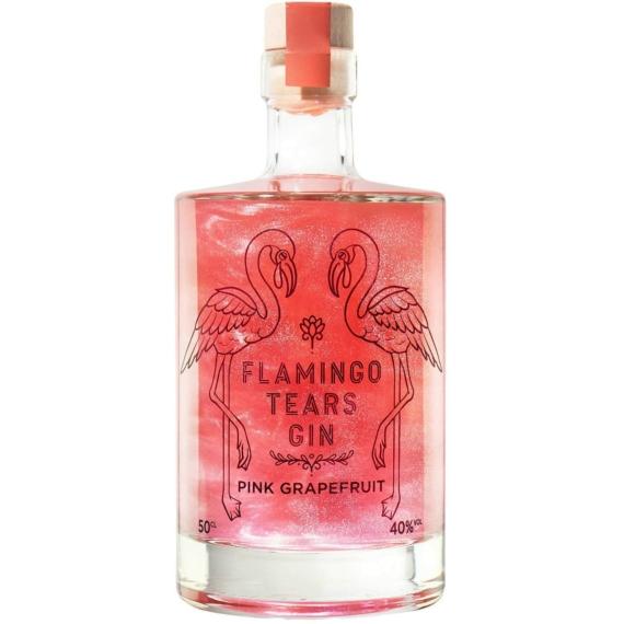 Firebox Flamingo Tears Pink Grapefruit Gin 0,5l 40%