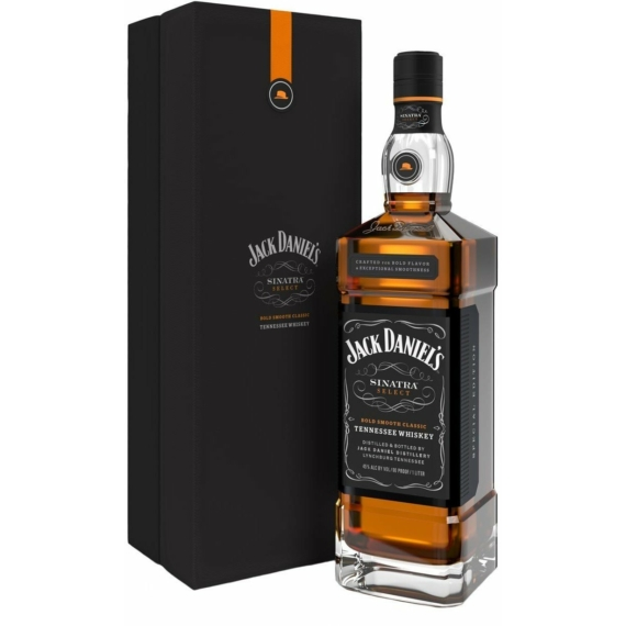 Jack Daniels Sinatra Select 1,0l 45% DD.