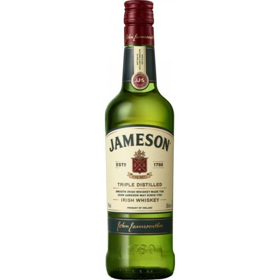 Jameson Whiskey 0,5l 40%
