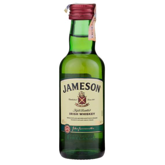 Jameson Whisky Miniatűr 0,05l 40%