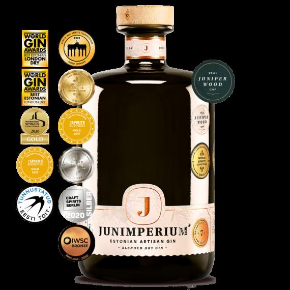 Junimperium Blended Dry Gin 0,7l 45%
