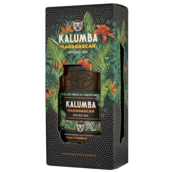 Kalumba Spiced Gin 0,7l + papír DD (aszalt fügén érlelve)