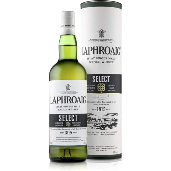 Laphroaig Select Islay Single Malt Scotch Skót Whisky 0,7l 40%