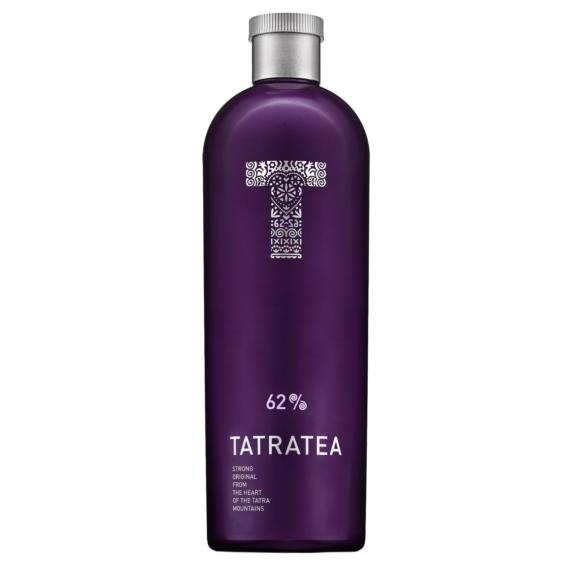 Tatratea (lila) Erdei gyümölcsös tea likőr 0,7l 62%