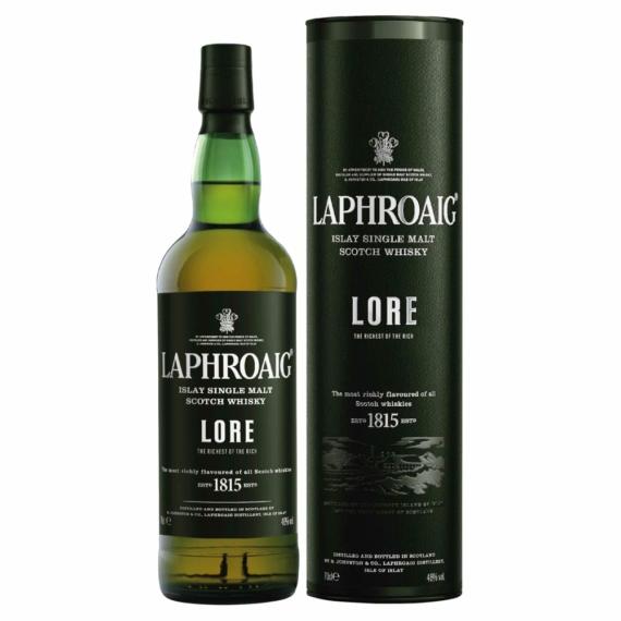Laphroaig Lore 0,7l 48% DD