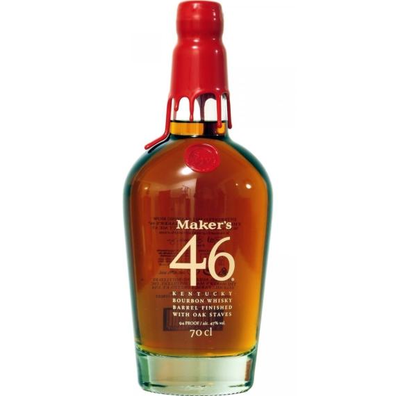 Maker's Mark 46 Kentucky Bourbon Whisky 0,7l 47%