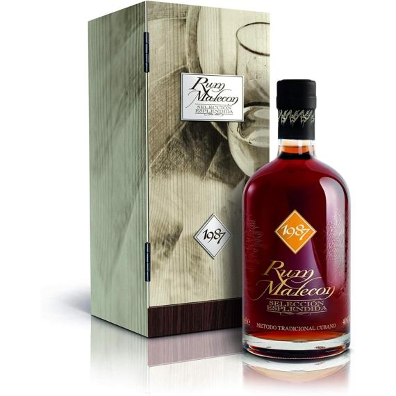 Malecon Esplendida Vintage 1987 Rum 0,7l 40%