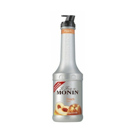Monin őszibarack püré mix 1l