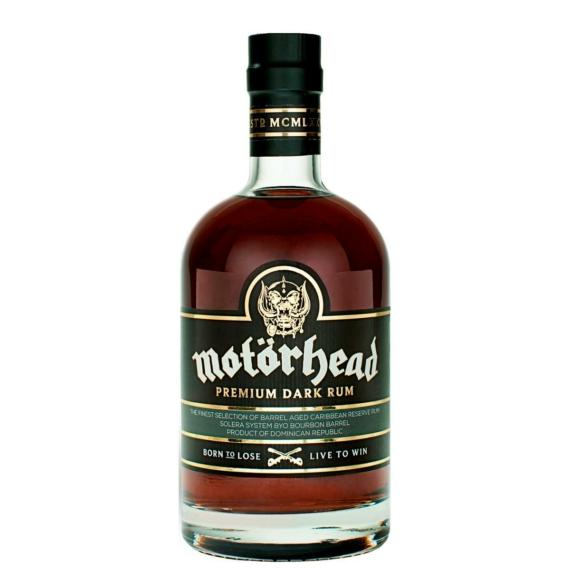 Motörhead Prémium Dark Rum 0,7l 40%