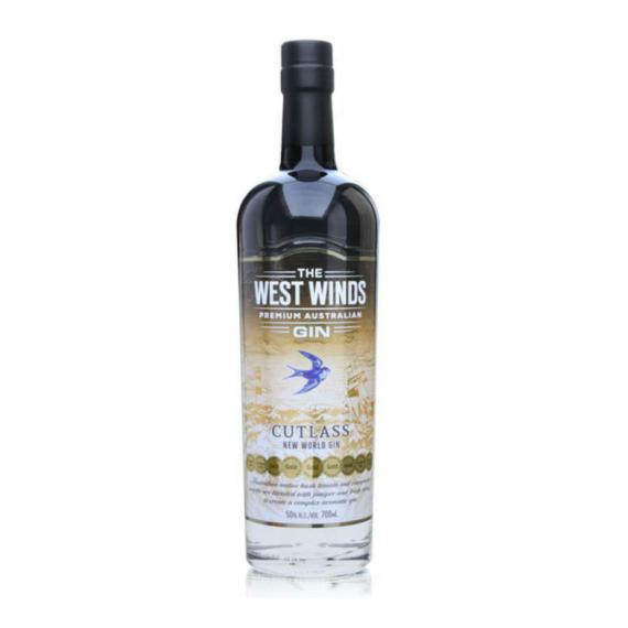 The West Winds The Cutlass Gin 0,7l 50%