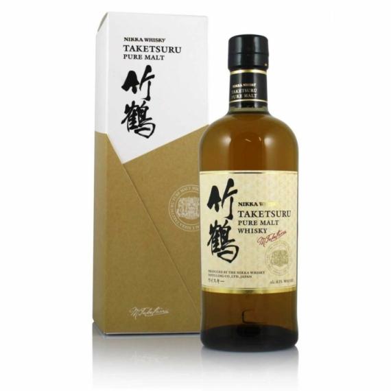 Nikka Taketsuru Pure Malt 43% 0,7l DD