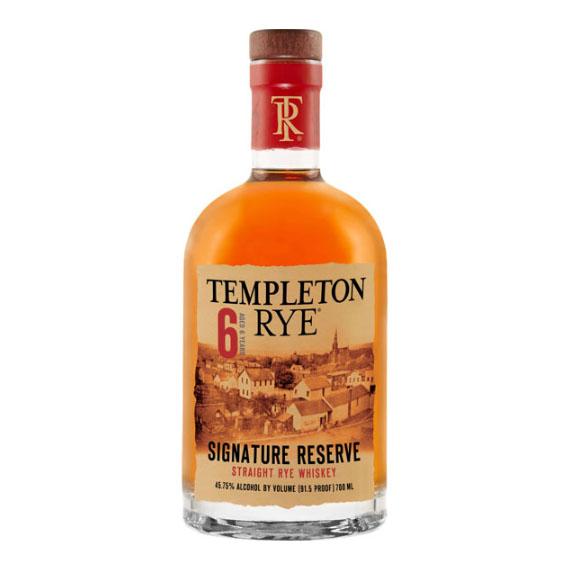 Templeton Rye 6 éves 0,7l 45,75%