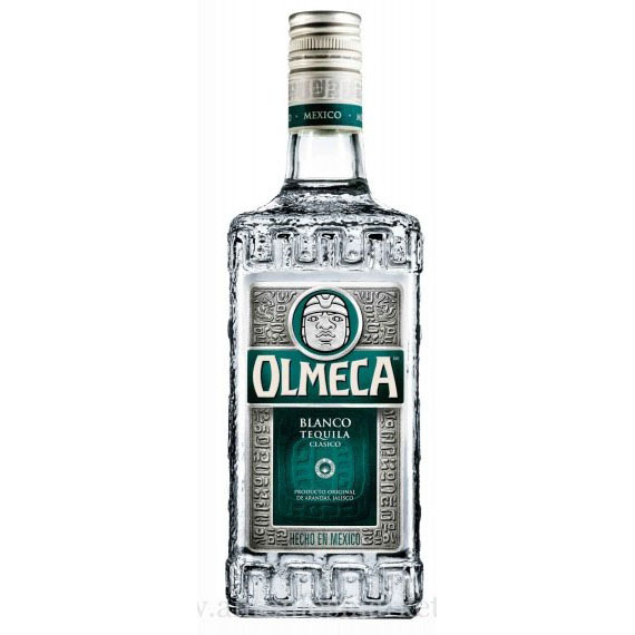 Tequila Olmeca Blanco 1,0L 38%