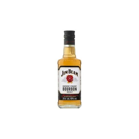 Jim Beam Kentucky Straight Bourbon Whiskey 0,2l 40%